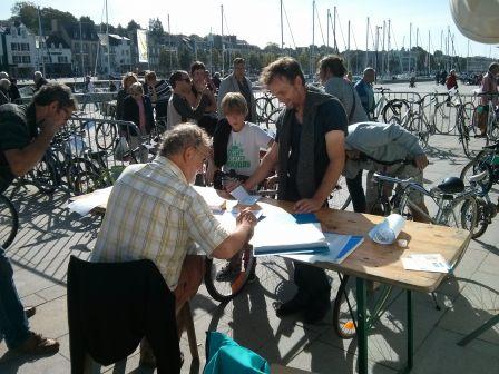 Bourse aux vélos samedi 5 avril à Vannes