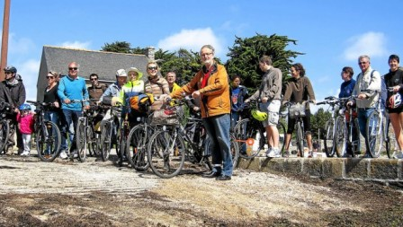 Convergence : les vélos plus forts que les bateaux !