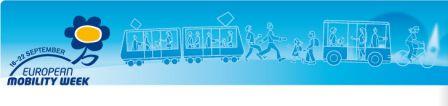 Semaine européenne de la mobilité du 16 au 22 septembre
